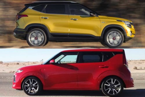 2021 Kia Seltos vs. 2020 Kia Soul: What's the Difference?