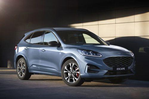 Ford Escape pricing announced