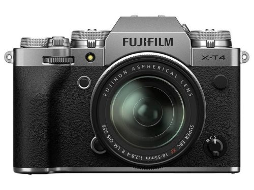 Additional Fujifilm X-T4 Coverage (First Impressions, Videos, Samples)