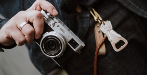 Fujifilm X100V announced – and it's stunning