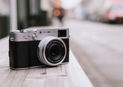 The Fujifilm X100V is our new number one compact camera – here's why