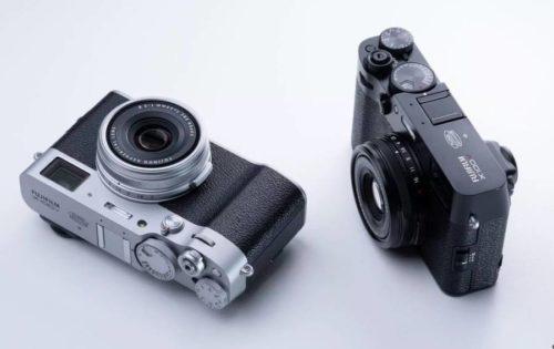 Fujifilm X100V vs X100F vs X100T vs X100S vs X100 Comparison