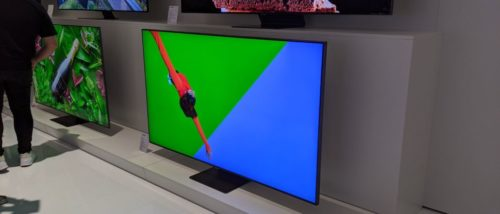 Samsung Q95T 4K QLED TV hands-on review