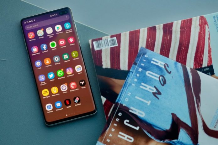 Android 10 update break your Galaxy S10? You're not alone