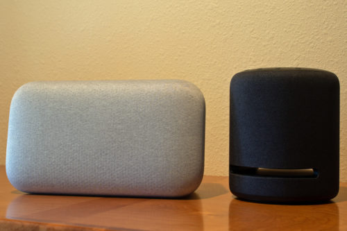 Amazon Echo Studio vs. Google Home Max: Battle of the high-end smart speakers