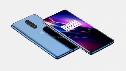 OnePlus 8 and OnePlus 8 Pro could arrive staggeringly early