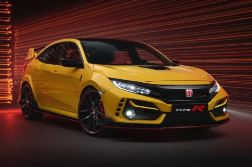 2021 Honda Civic Type R Limited Edition revealed