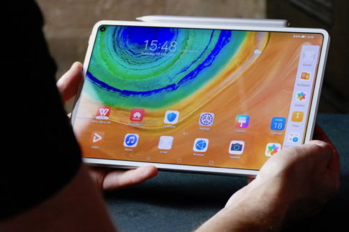 Huawei's MatePad Pro 5G uses the best phone tech to fight Apple's iPad