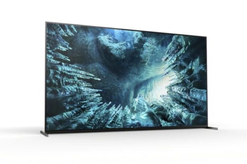 Sony ZH8 Full Array LED hand-on review: A non-OLED 8K option