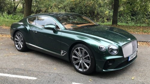 Naim for Bentley premium audio system (2020 Bentley Continental GT) review