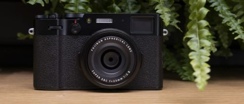 Hands on: Fujifilm X100V review