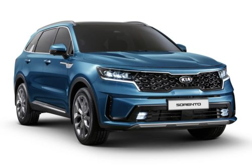 New Kia Sorento revealed