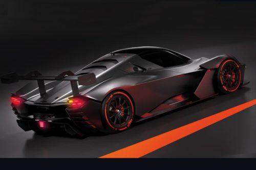 KTM reveals future GT2 racer