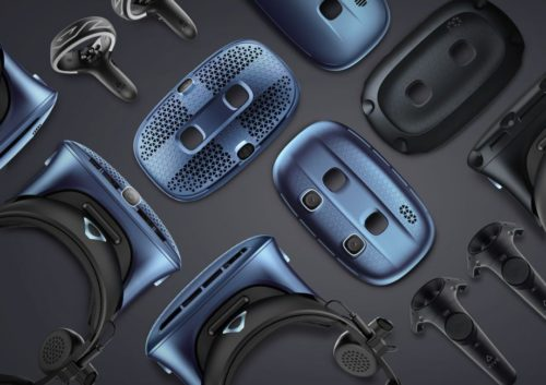 HTC is introducing three new VR headsets with the Vive Cosmos series