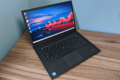 Lenovo ThinkPad X1 Extreme Gen 2 review: A beefy business laptop best left on the charger