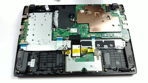 Inside Acer Aspire 1 (A114-32) – disassemby and upgrade options