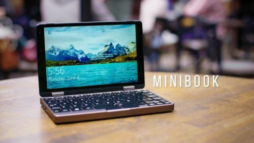 Chuwi MiniBook Review – 360 Hinge Yoga Pocket Mini Laptop