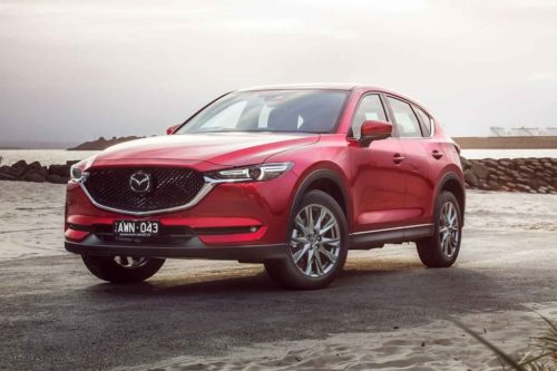 Next Mazda CX-5 delayed