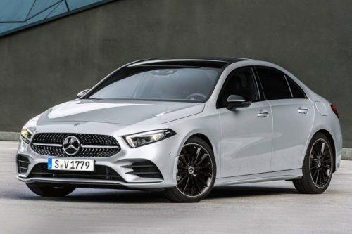 2020 Mercedes-Benz A 250 sedan pricing revealed
