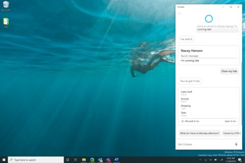What to expect in Microsoft's new Windows 10 20H1 release, due soon
