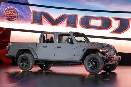 2020 Jeep Gladiator Mojave: First Look