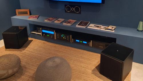 ISE 2020: Sonus Faber showcases Gravis III subwoofer, Palladio 5 speakers