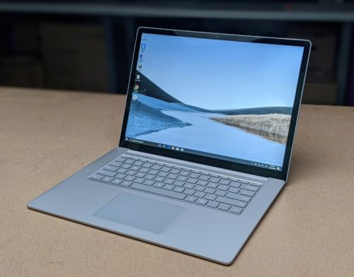 Microsoft Surface Laptop 3 screens are cracking, some users say