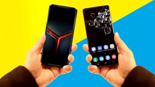 Specs Battle: ASUS ROG Phone 2 vs Samsung Galaxy S20 Ultra