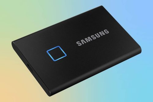 Samsung Portable SSD T7 Touch review: Faster, and now with fingerprint security
