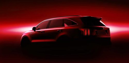 All-New Kia Sorento debut at 2020 Geneva International Motor Show