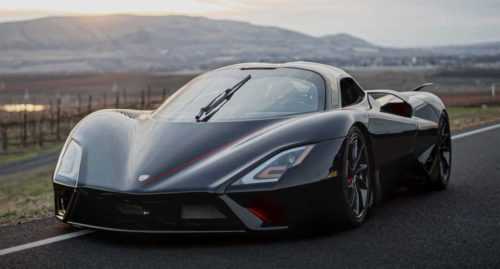 SSC Tuatara production hypercar breaks cover