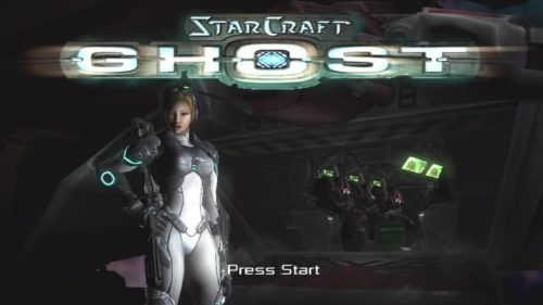 StarCraft: Ghost Xbox leak reveals what could have been two decades ago
