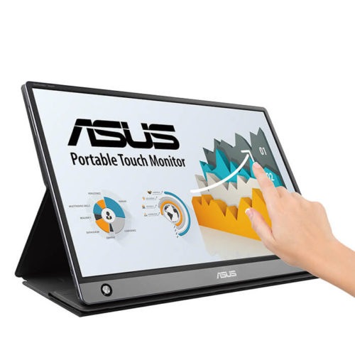 Asus MB16AMT Review – Premium Portable Touchscreen IPS Monitor with USB-C