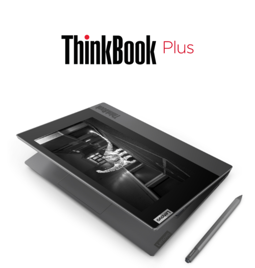 Lenovo ThinkBook Plus hand-on review: Dual-screen delight or dud?