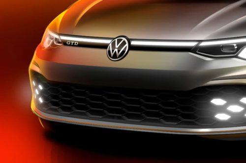 GENEVA MOTOR SHOW: New Volkswagen Golf hot hatches previewed