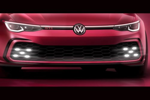 GENEVA MOTOR SHOW: 2020 Volkswagen Golf GTI previewed
