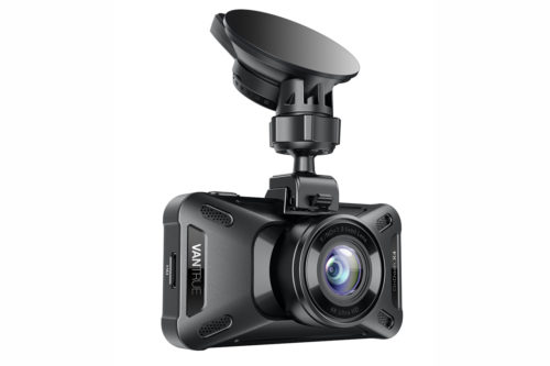 Vantrue X4 Dash cam review: Sharp 4K UHD captures come at a price