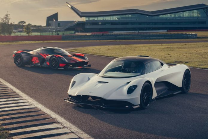 Cash is the key for Aston Martin future