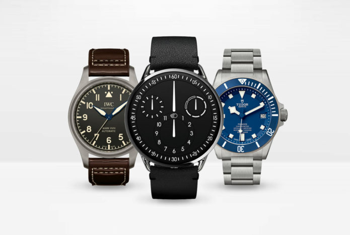 The 10 Best Titanium Watches You Can Buy Right Now