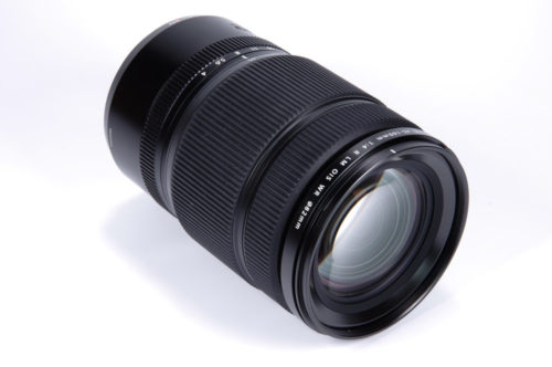 Fujinon GF 45-100mm F/4 R LM OIS Lens Review