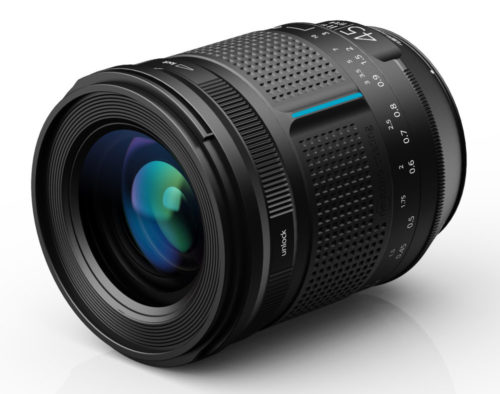 Irix 45mm f/1.4 Lens Officially Announced