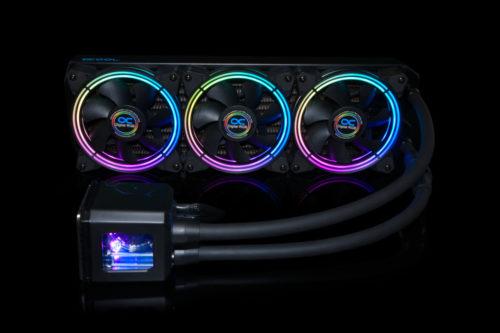 Alphacool Eisbaer Aurora 360 Review