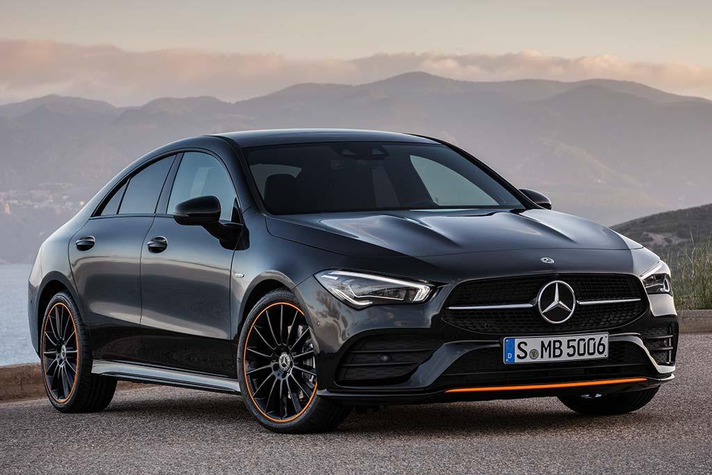 2020 Mercedes-Benz CLA-Class