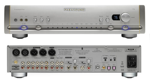 Parasound Halo P6 Preamplifier & DAC Reviewed