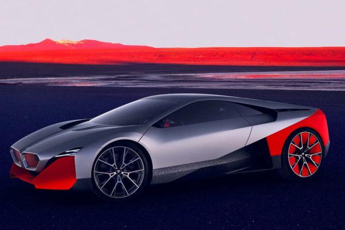 BMW M EV: Expect fireworks