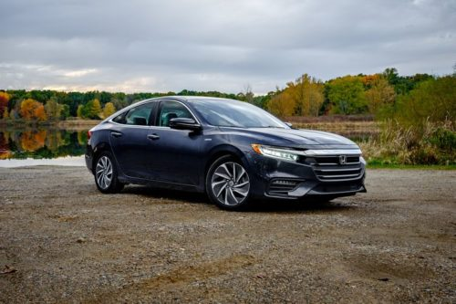 Our 2019 Honda Insight Touring Is Memorable, Just Not for Its Looks