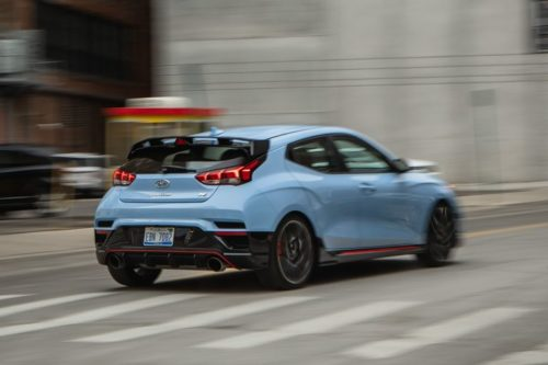 Our Hyundai Veloster N Demands to Be Heard