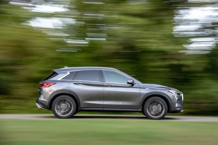 Our 2019 Infiniti QX50 Underwhelms in its Complexity