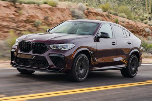 2020 BMW X6 M Review