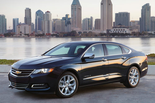 2020 Chevrolet Impala Review